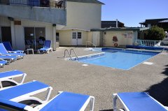 The Summerland Motel - Pool